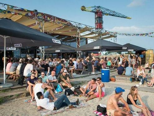 Pllek Amsterdam Noord - Vegan