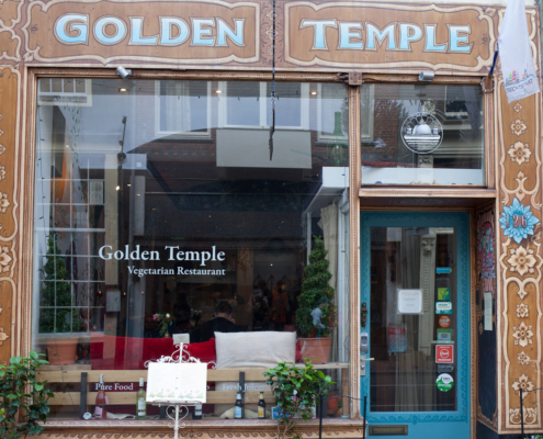Vegan Golden Temple Amsterdam