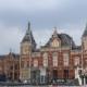 Vegan Food Amsterdam Central station