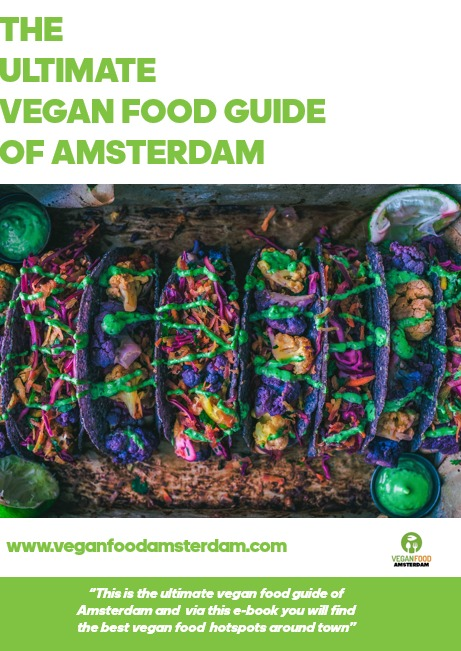Vegan food amsterdam E-book