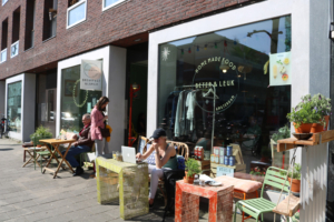 Vegan restaurants amsterdam