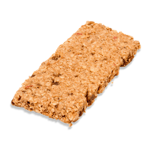Apple oat bar
