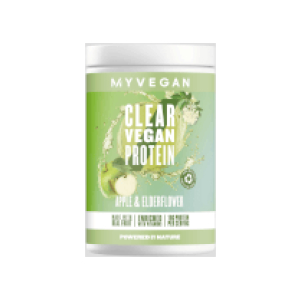 Clear Vegan Protein - 320g - Apple & Elderflower
