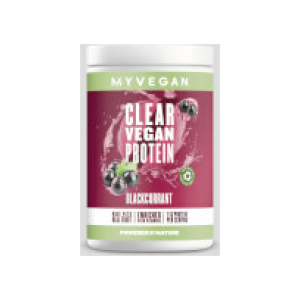 Clear Vegan Protein - 320g - Blackcurrant