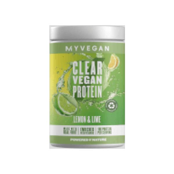 Clear Vegan Protein - 320g - Lemon & Lime