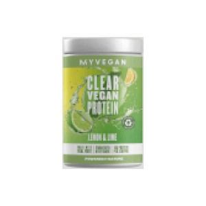 Clear Vegan Protein - 320g - Lemon & Lime
