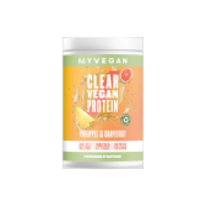 Clear Vegan Protein - 320g - Pineapple & Grapefruit