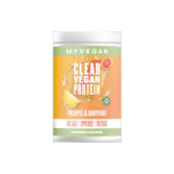 Clear Vegan Protein - 320g - Pineapple & Grapefruit