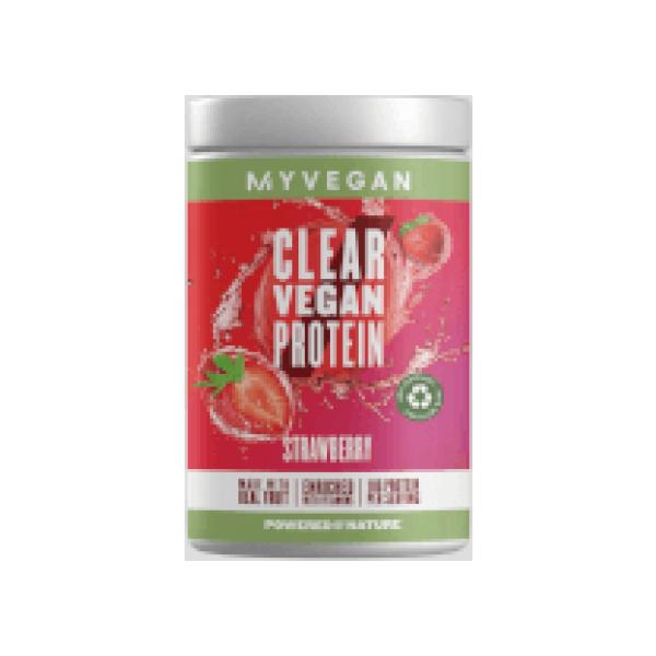 Clear Vegan Protein - 320g - Strawberry