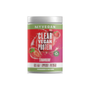 Clear Vegan Protein - 320g - Strawberry