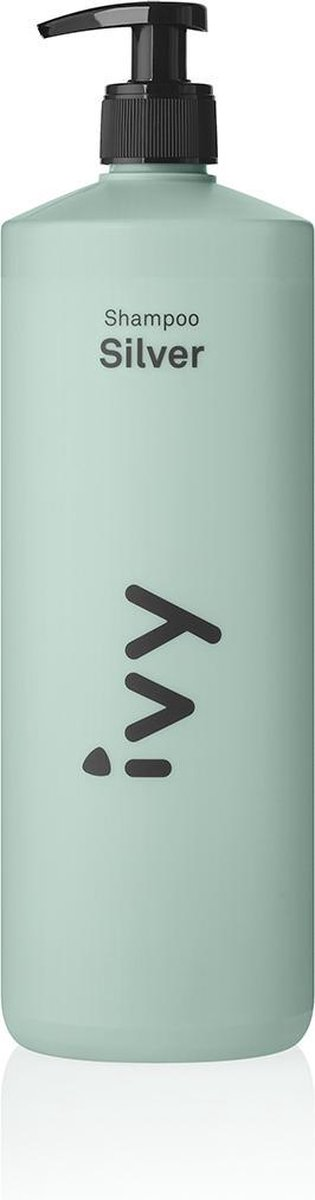 IVY Hair Care Zilvershampoo - Silver Shampoo 1000ml
