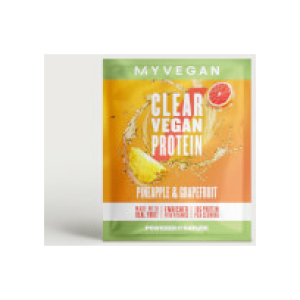 Myvegan Clear Vegan Protein, 16g (Sample) - 16g - Pineapple & Grapefruit