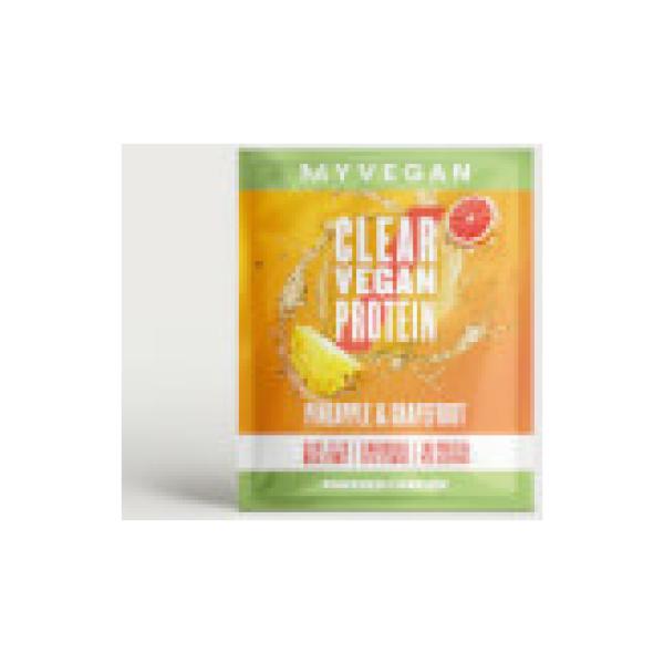 Myvegan Clear Vegan Protein, 16g (Sample) - 16g - Pineapple & Grapefruit