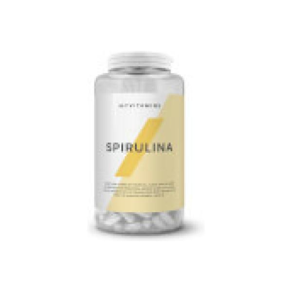 Myvitamins Spirulina - 60Capsules