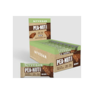 Pea-Nut Square - 12 x 50g - Choc Chip