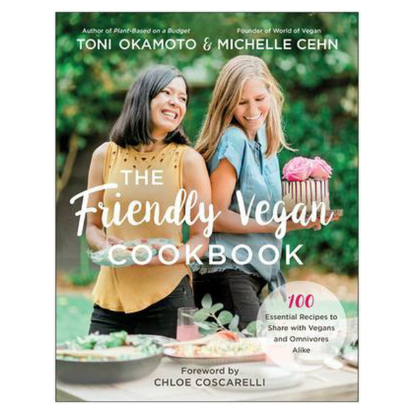 The Friendly Vegan Cookbook