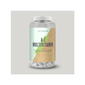 Vegan A-Z Multivitamine Capsules - 180Capsules - Naturel