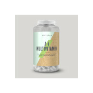 Vegan A-Z Multivitamine Capsules - 60Capsules - Naturel
