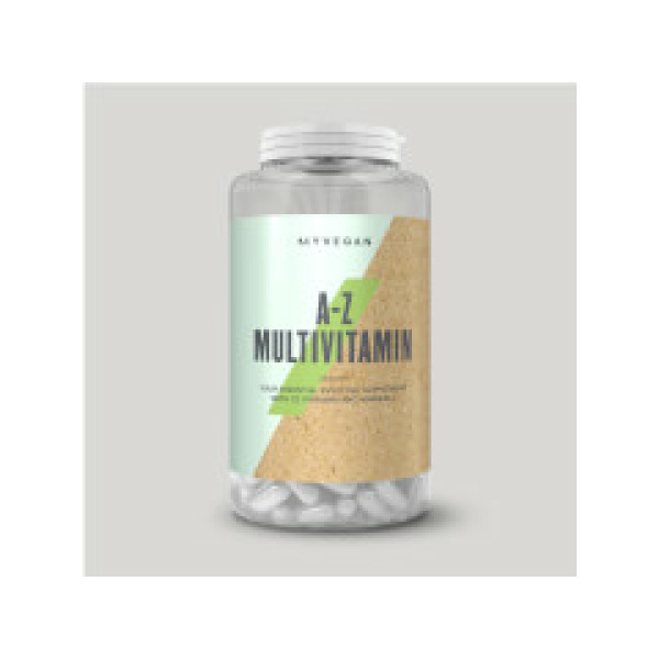 Vegan A-Z Multivitamine Capsules - 60Capsules - Naturel