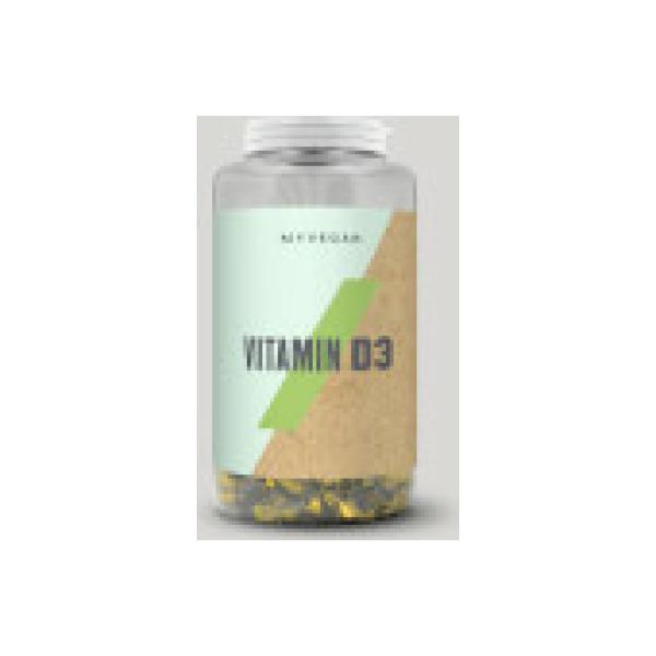 Vegan vitamine D3 Softgels - 60Capsules