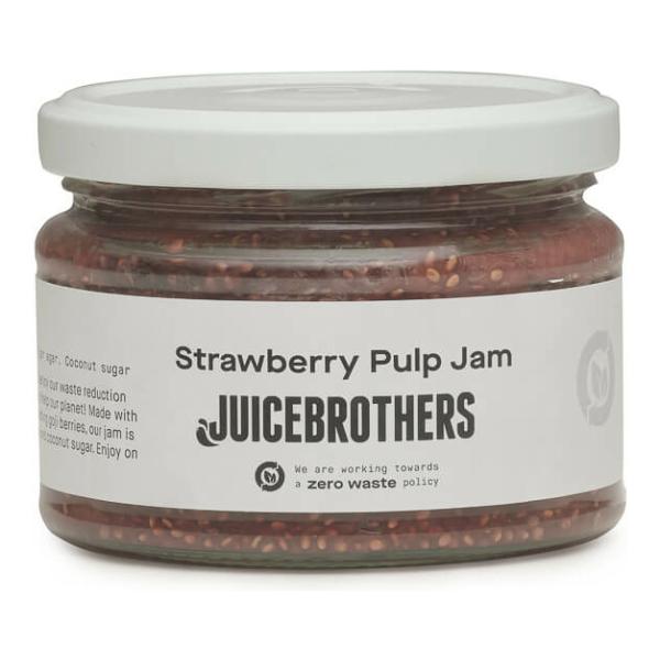 Aardbeien Pulp Jam