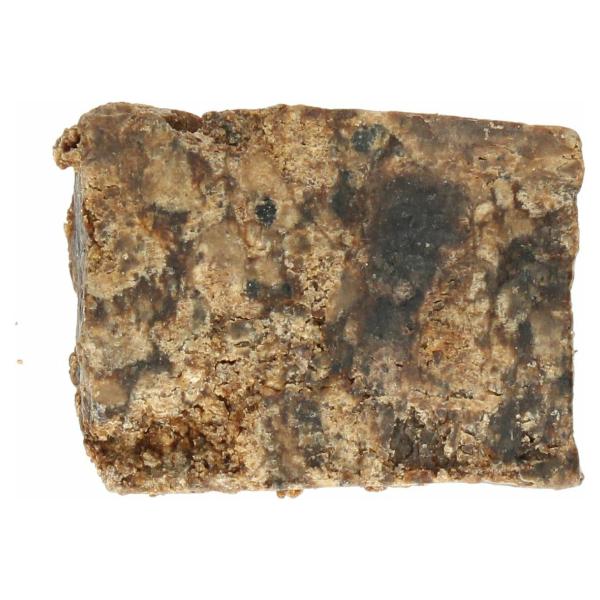 Andelia African Black Soap | 100% Vegan zeep | Shampoo Gezichts- & Lichaams Deepcleanser - 100 gram