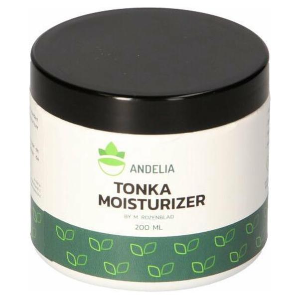 Andelia Tonka Moisturizer | 100% Organic & Vegan| bevordert Haargroei & voorkomt Schilfers - 200ml