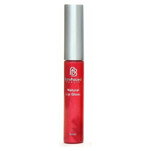 Barefaced Beauty Natural Mineral Lip Gloss - Arresting