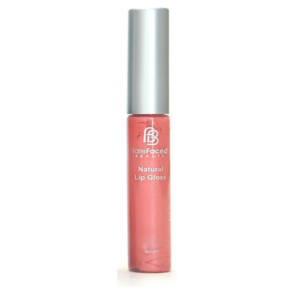 Barefaced Beauty Natural Mineral Lip Gloss - Blissful