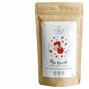 Biologische Goji Bes poeder | Organic Goji Berry powder | Fairy Superfoods | 100g