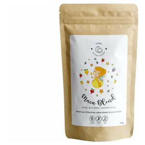 Biologische Maca poeder | 4 soorten Maca | Fairy Superfoods |100g