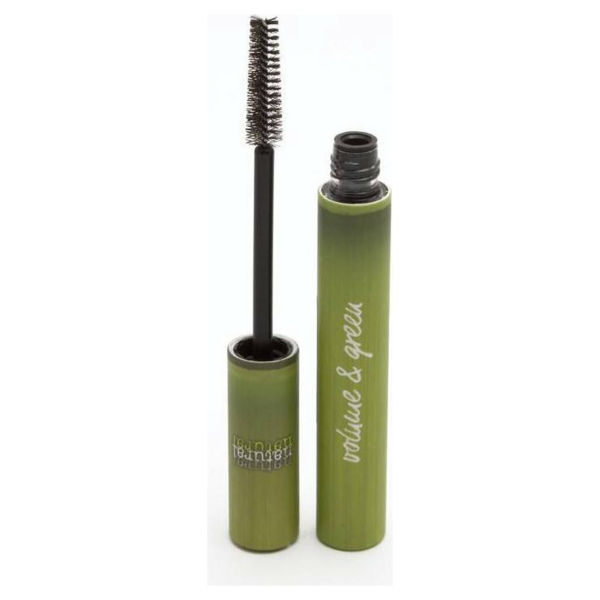 BoHo Green Make-Up Mascara Green & Volume 01 Zwart 6ml