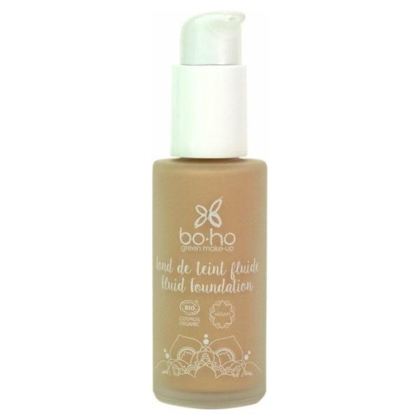 Boho Vegan Liquid Foundation 02 Ivory (30 ml)