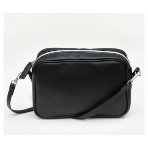 Caroline Gardner, Crossbody tas, bag, zwart, Vegan Leather