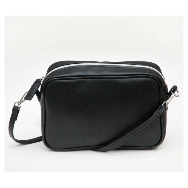 Caroline Gardner, Crossbody tas, bag, zwart, Vegan Leather