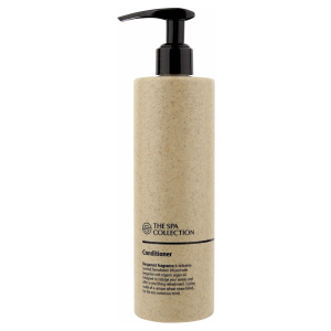 Conditioner 400 ml The Spa Collection Bergamot - Vegan