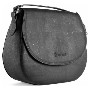 Corkor CK246PP Saddle Bag Black