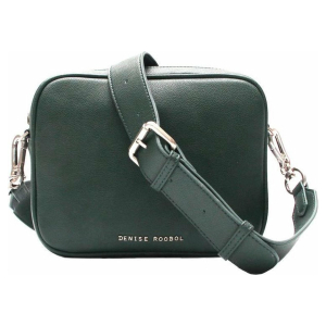 Denise Roobol - Messenger - Dark Green - Crossbody Bag - Vegan