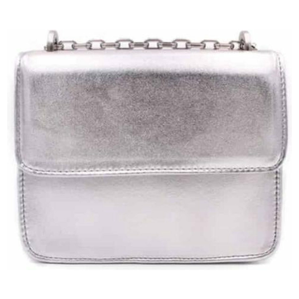 Denise Roobol - Mini Cruise Bag Silver - Schoudertas - Crossbody Bag