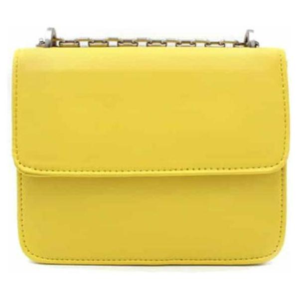 Denise Roobol - Mini Cruise Bag Yellow - Schoudertas - Crossbodytas
