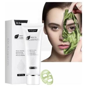 Dr Sugram green tea cleansing face mask - 40gr