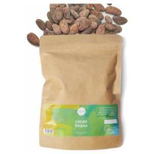 Dusk Cacao Bonen - Haiti PISA - Superfoods - 200 gram