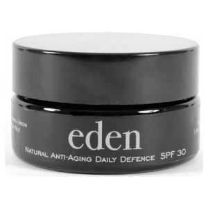 Eden Natural Anti-Aging Daily Defence crème - Natuurlijke ingredienten - SPF 30