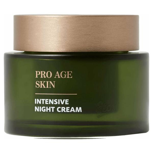 Etos Nachtcreme Pro Age Intensive - effectief tegen rimpels - 50 ml