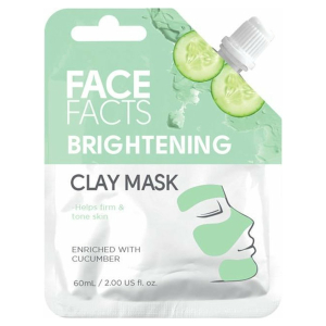 Face Facts Clay Mud Mask - Brightening