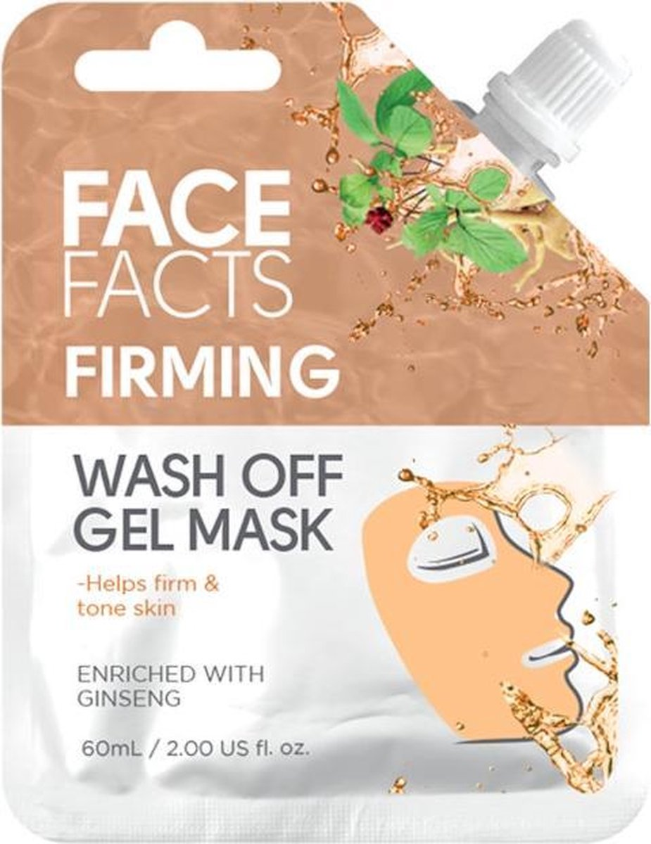 Face Facts Wash off Mask - Firming