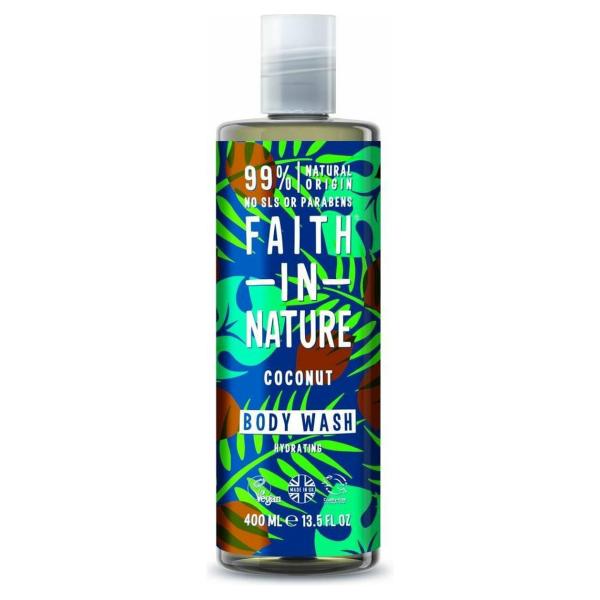 Faith In Nature Body Wash Coconut (400ml)