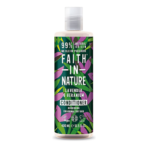 Faith in Nature Lavendel & Geranium Conditioner normaal tot droog ...