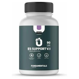 Fundamentals ES Support V1 - DIM - Broccoli - Bioperine® - Choline - Vrouwen - Afvallen - 90 Plant Caps - Vegan - Voedingssuppement