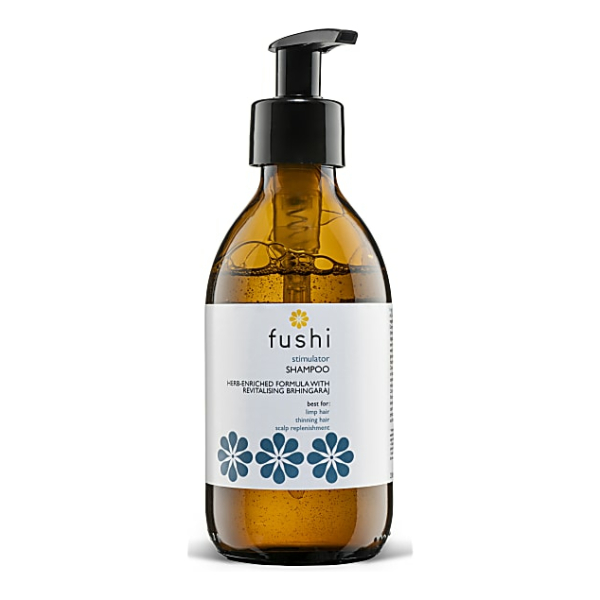 Fushi Stimulator Herbal Shampoo - Glazen Fles 230ml